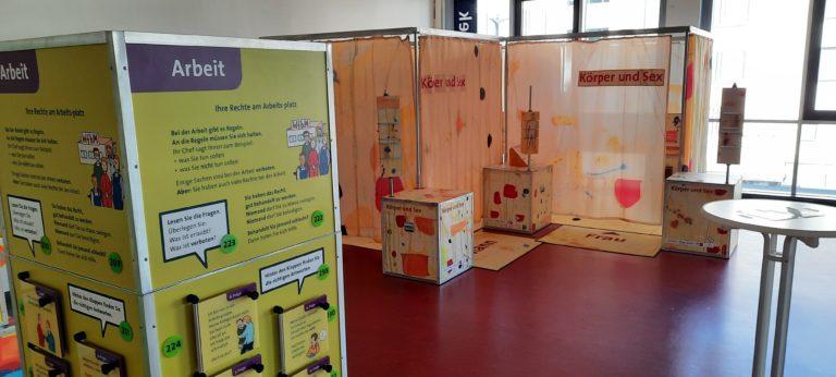 15. Juni, digital: Präsentation der Ausstellung ECHT MEIN RECHT!